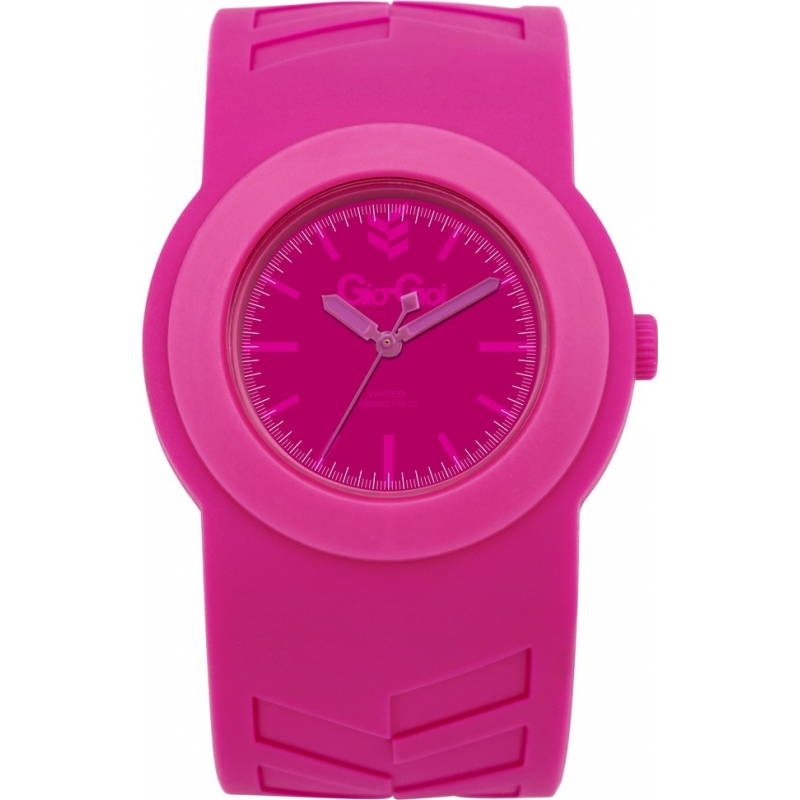 Gio Goi GG1007P All Pink Poppin Watch