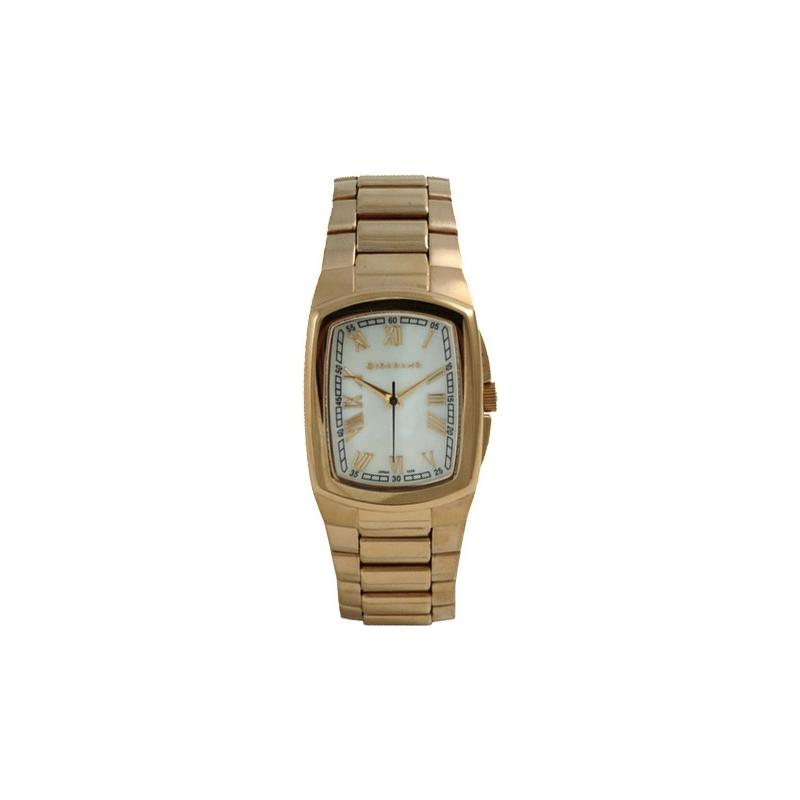 Giordano 1309-33 Mens Cream Gold Dress Watch