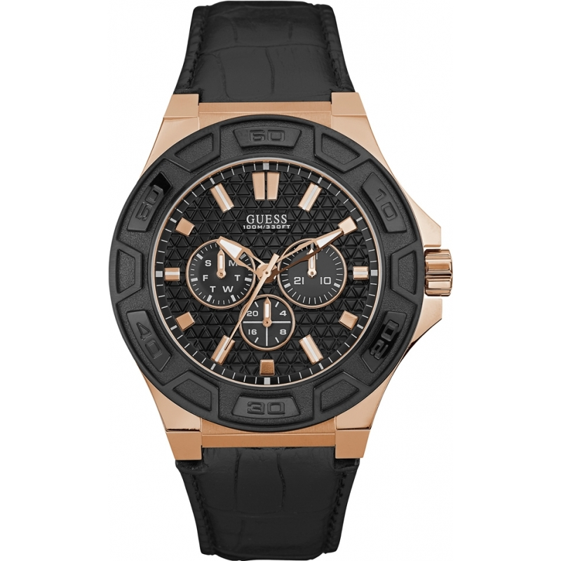 W0674G6 Guess Force Watch | Watches2U