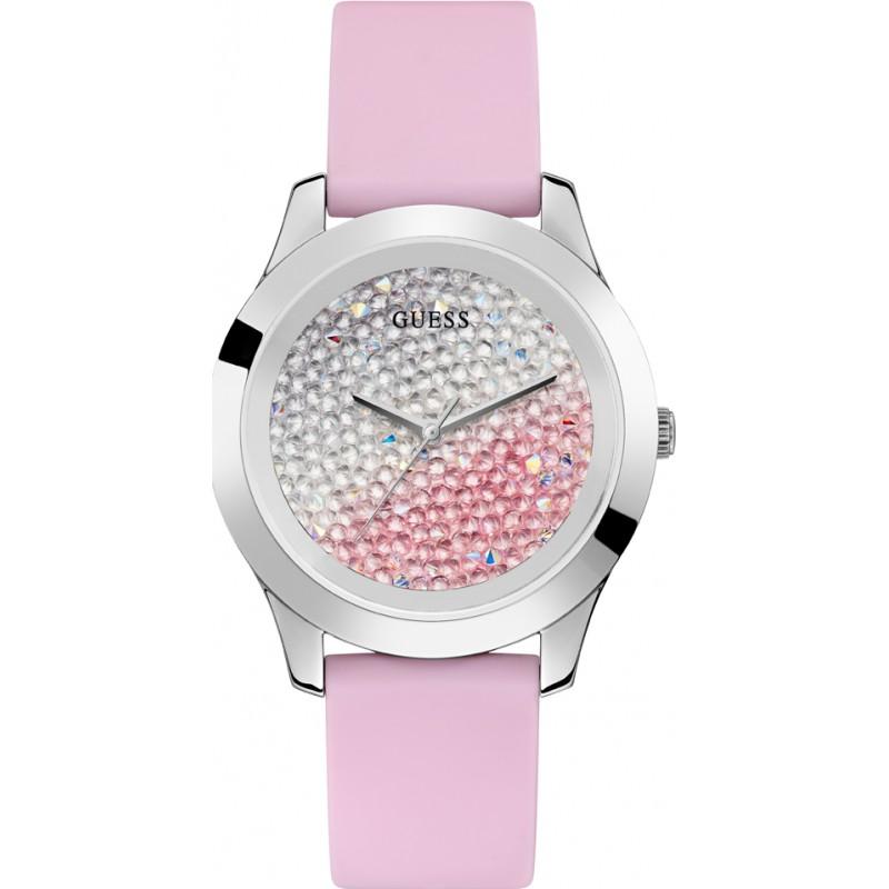 6aa812cbc Pink W1223L1 Guess Crush Watch | Watches2U