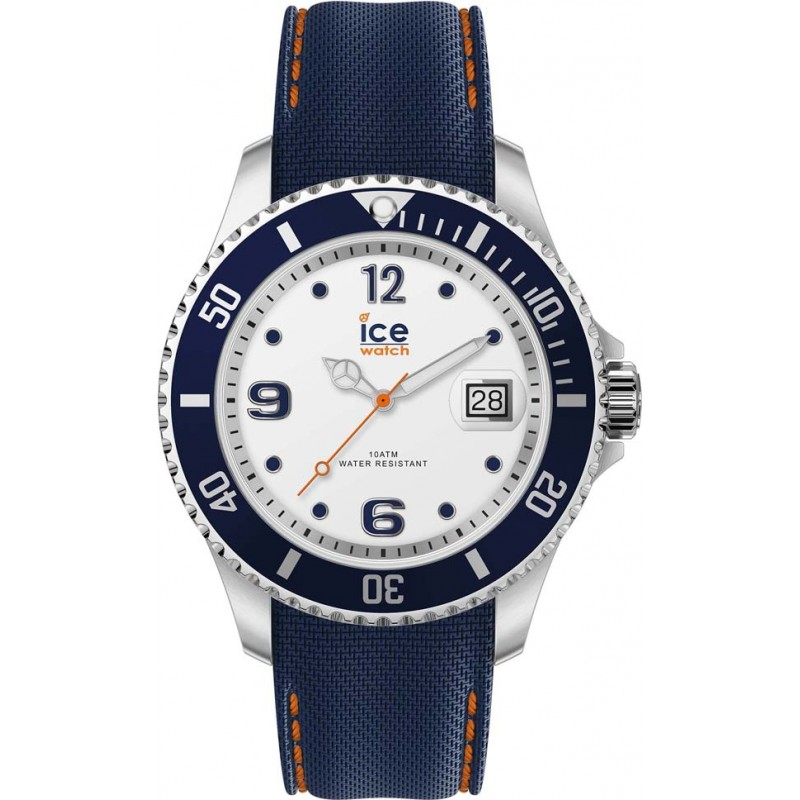 016771 ice watch ice steel watch watches2u. Black Bedroom Furniture Sets. Home Design Ideas