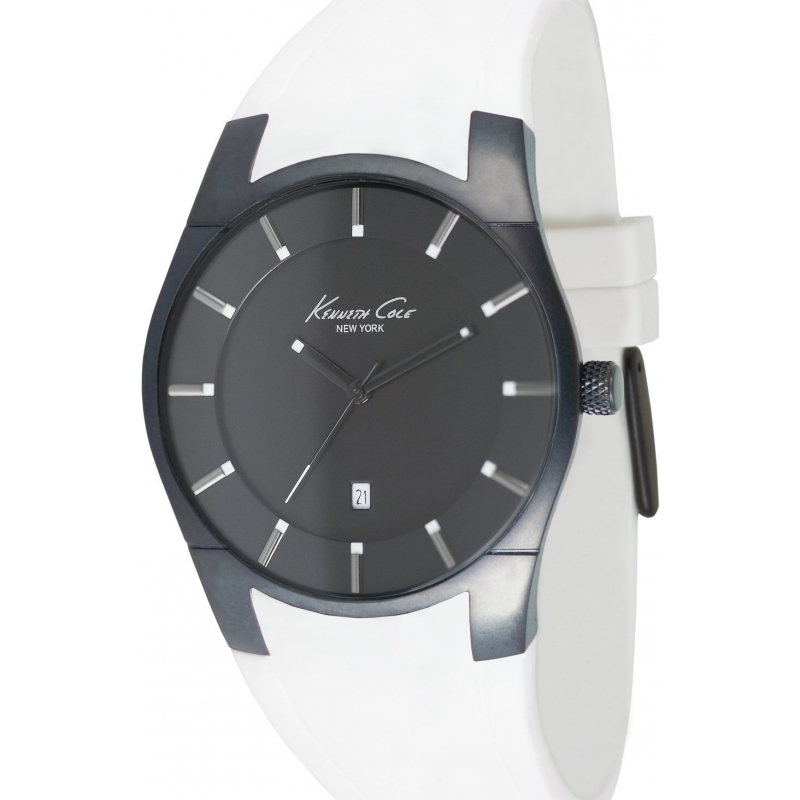 Kenneth Cole Watches KC3680 Mens Silver Stainless Steel Watch