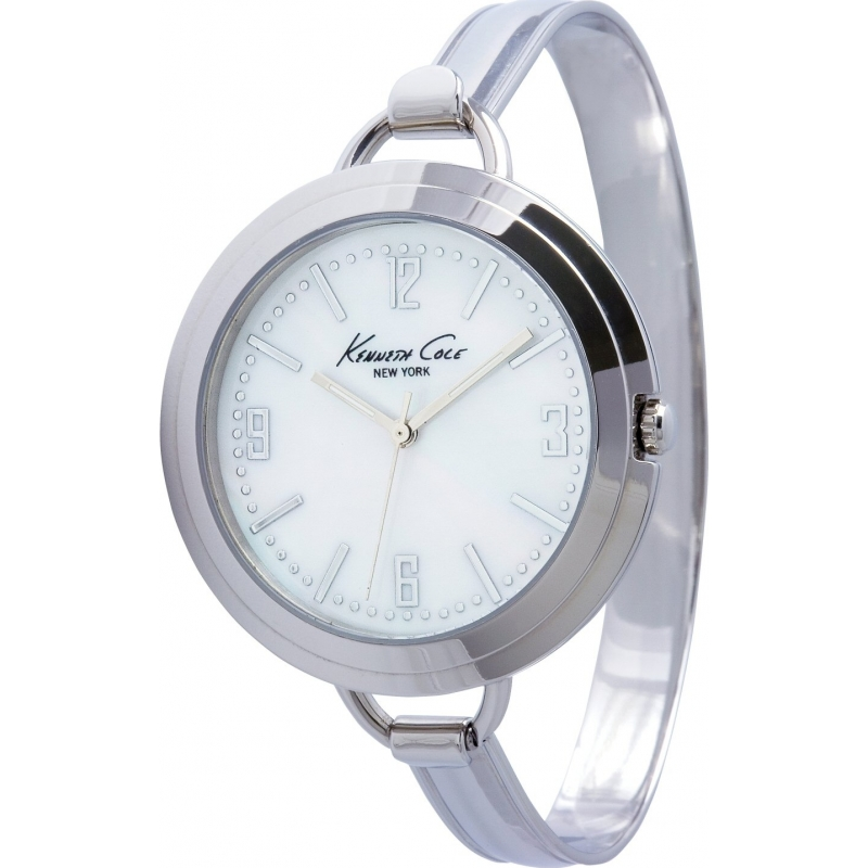 Hilfiger Ladies Analogue Gold Bracelet Watch 1781214 - Ladies Watches