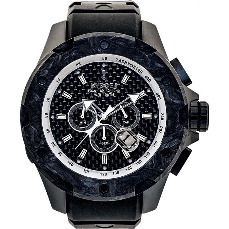 Kyboe AST-48-001 Alpha Stahl Uhr