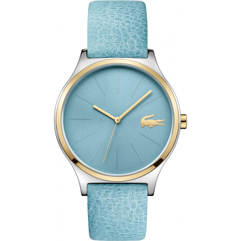 Blue Leather 2001012 Lacoste Watch Watches2u