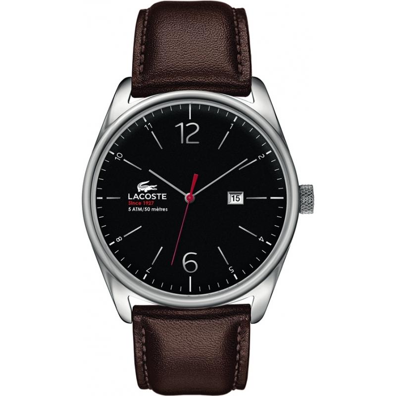 Lacoste 2010682 Mens Austin Black Brown Watch