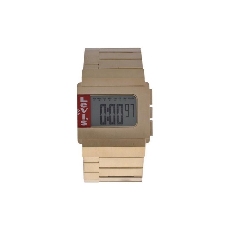 gold chronograph watch. Bracelet Chronograph Watch
