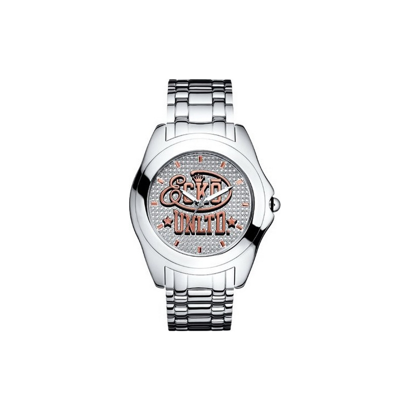 Marc Ecko E10564G2 Mens Encore All Silver Watch