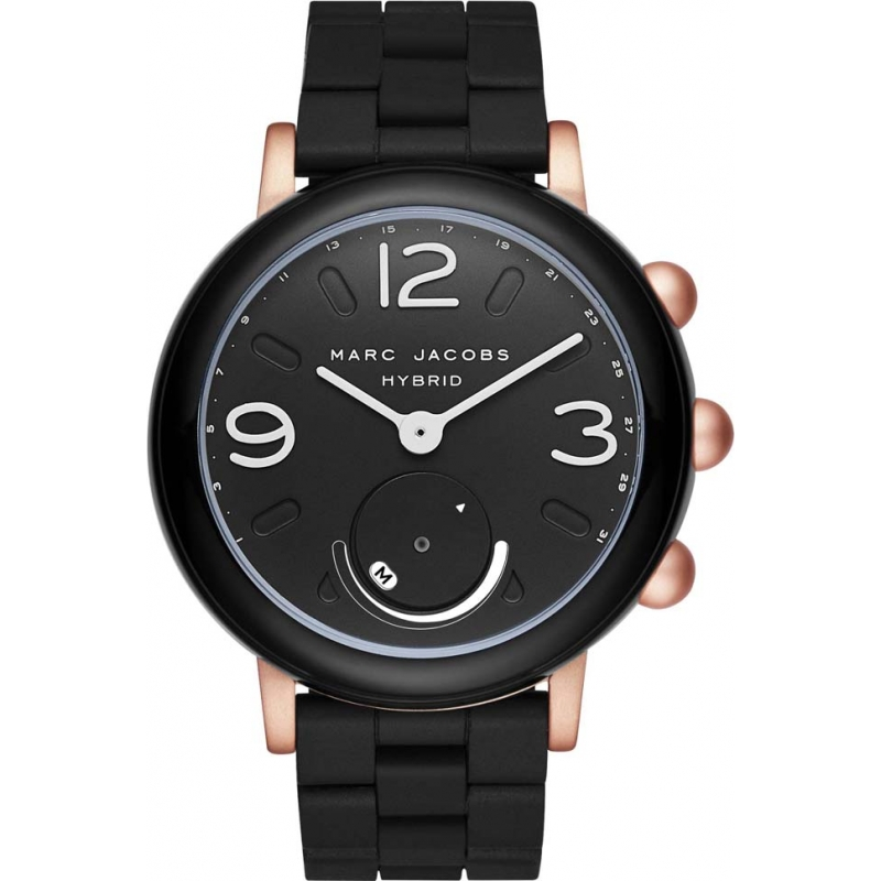 5c854879a Marc Jacobs Connected Ladies Riley Smartwatch MJT1006