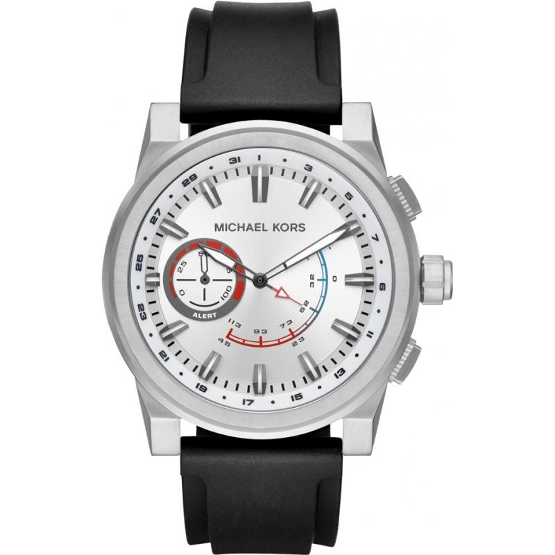 9eabe2e900bd Michael Kors Access Mens Grayson Smartwatch MKT4009