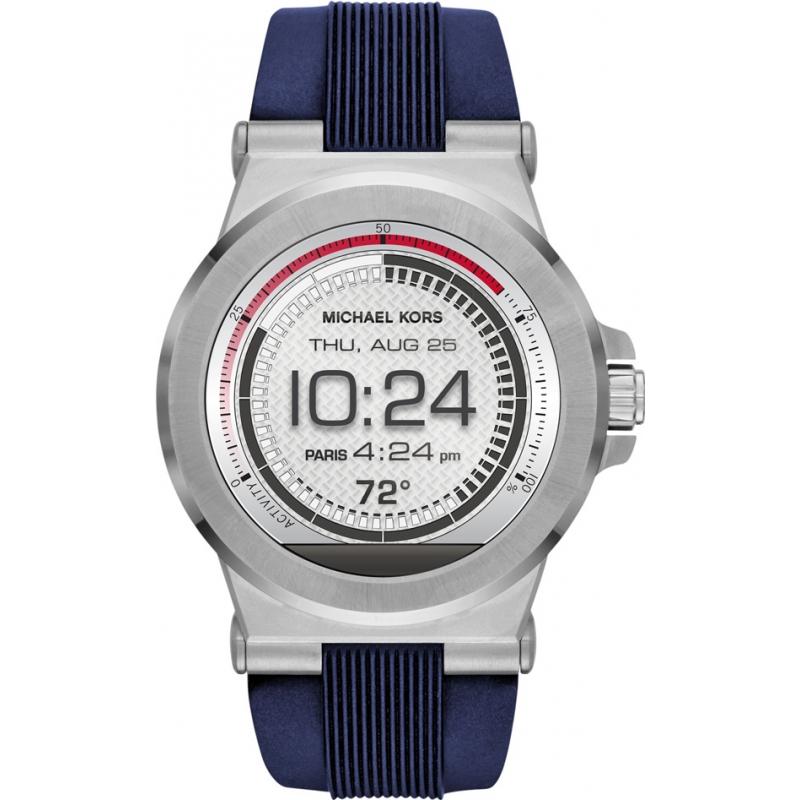 Blue Mkt5008 Michael Kors Access Smartwatch Watches2u