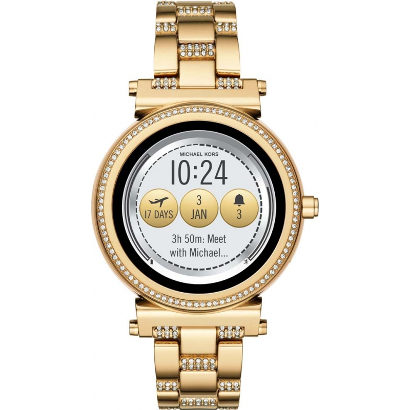 da91fc3ff049 Michael Kors Access Ladies Sofie Smartwatch MKT5023