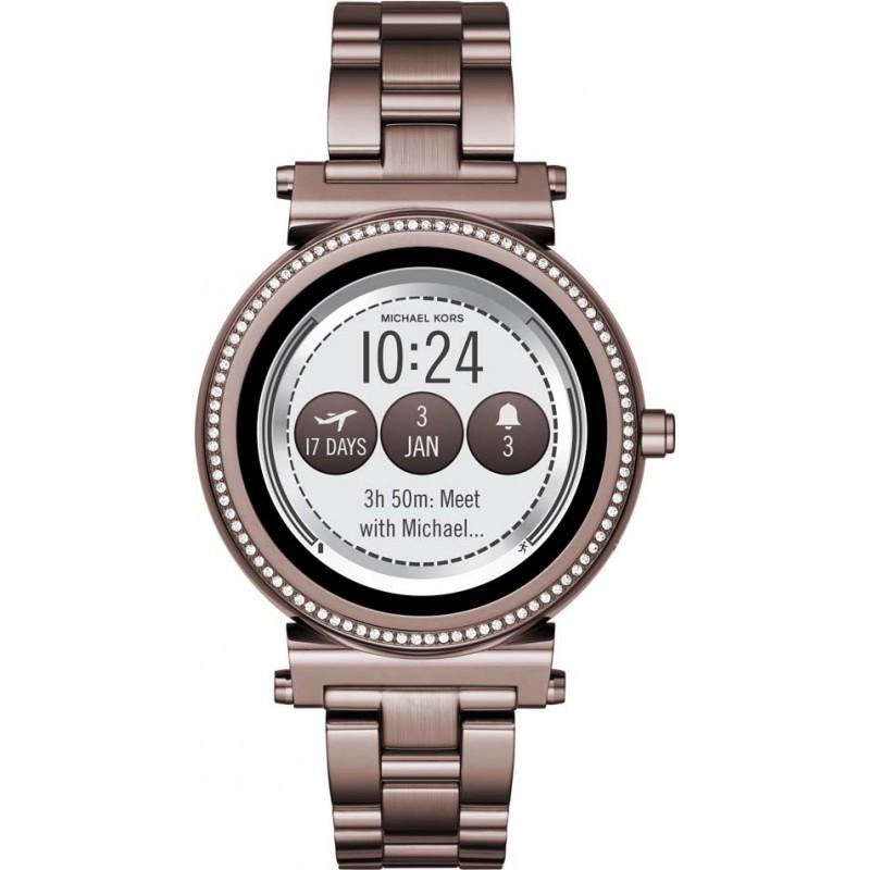 854eea9c8d5dc Bronze Metal MKT5030 Michael Kors Access Smartwatch