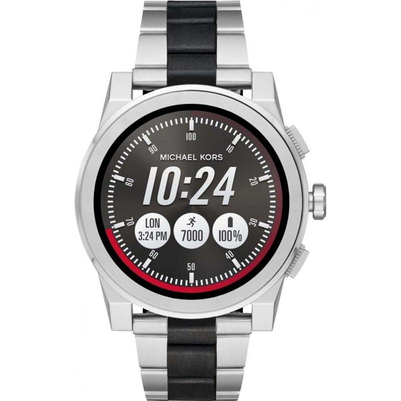 0283dabb3340 Michael Kors Access Mens Grayson Smartwatch MKT5037