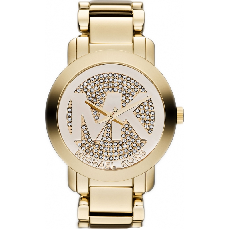 c51da415bc72fc Gold Metal MK3462 Michael Kors Watch   Watches2U