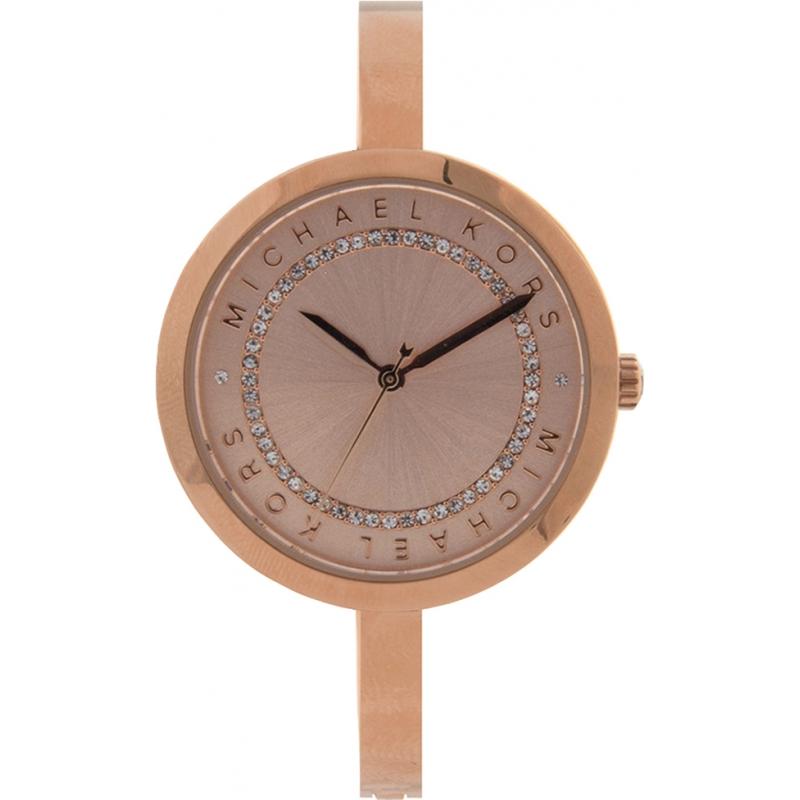 cc43bd3ffb792 Rose Gold Metal MK3749 Michael Kors Watch