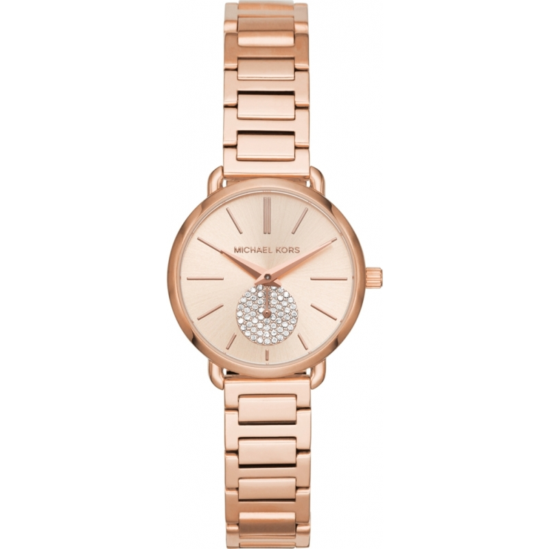 efe41cde26c8 Rose Gold Metal MK3839 Michael Kors Watch