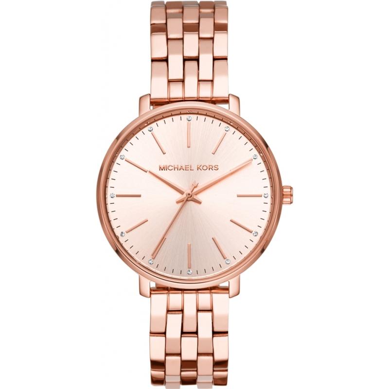 17734cda9f7b Rose Gold Metal MK3897 Michael Kors Watch