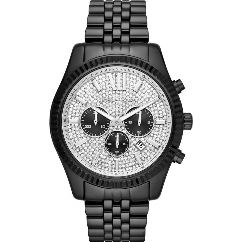 450afe85d5a9 Michael Kors Mens Lexington Watch MK8605