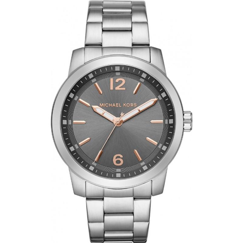 Silver Metal Mk8669 Michael Kors Watch Watches2u