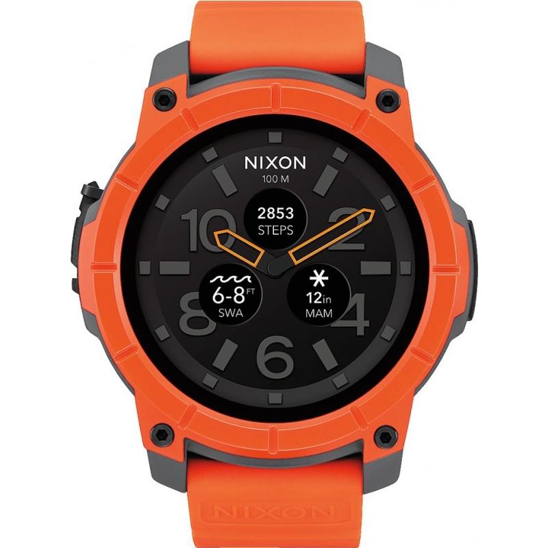 Nixon A1167-2658 Mens missie horloge