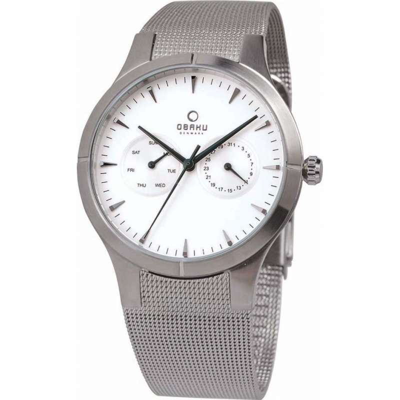 Fossil Mens Bracelet Watch AM4319 - review, compare prices, buy