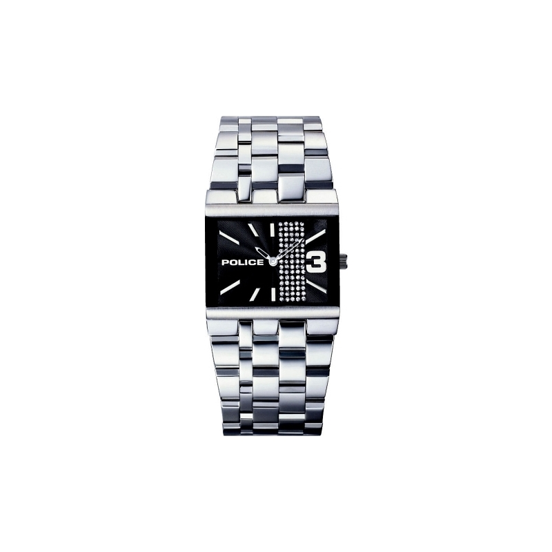 Police 10501BS-02M Ladies Glamour Black Watch