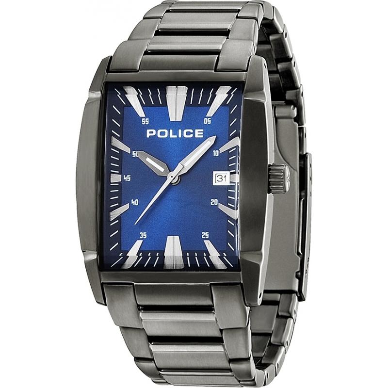 Mens Police 13887MSU-03M