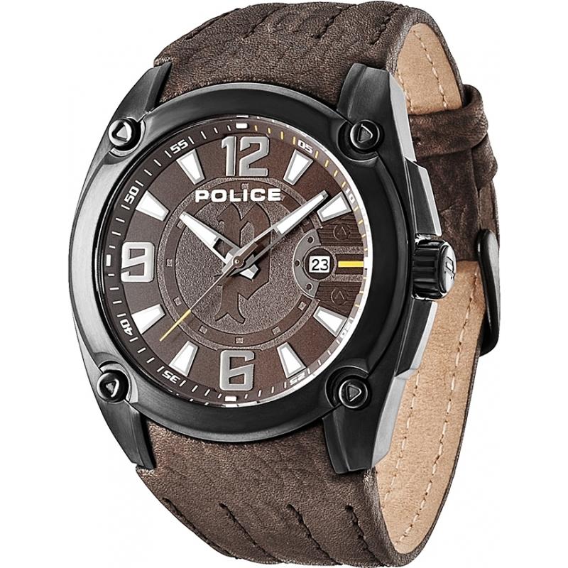 Mens Police 13891JSB-12