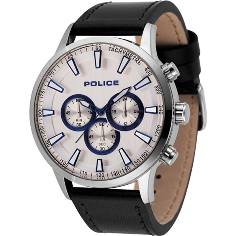 Police 15000JS-04 Mens momentum klocka