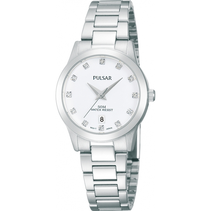934c73d4d Silver Metal PH7275X1 Pulsar Watch | Watches2U