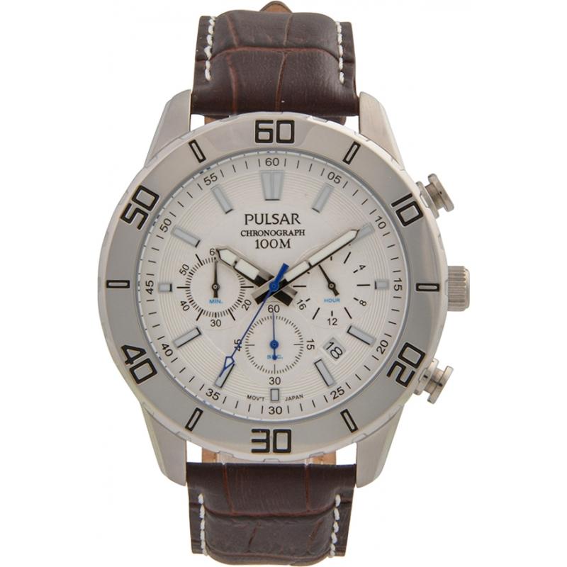 Pulsar PT3433X1 Mens Sport Watch