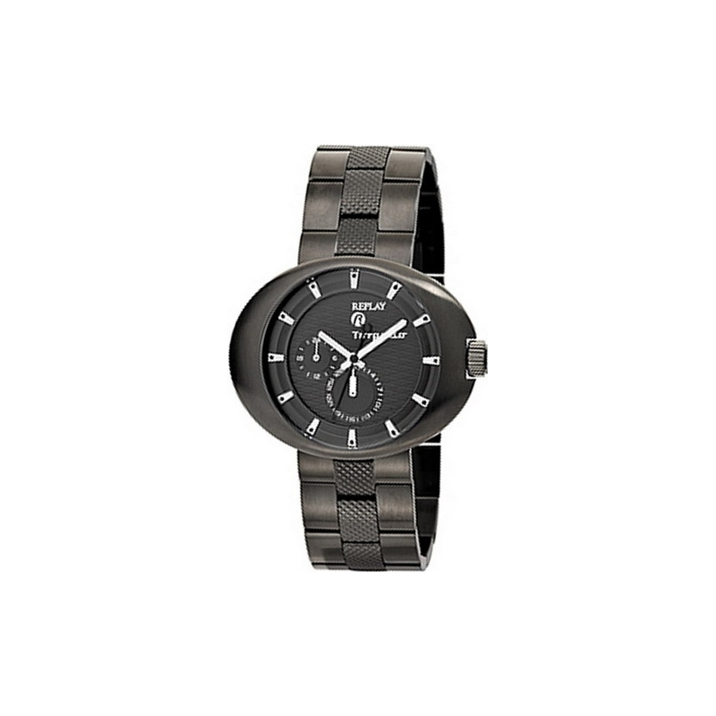 replay bracelet rm1202dh mens replay watches2u 9457
