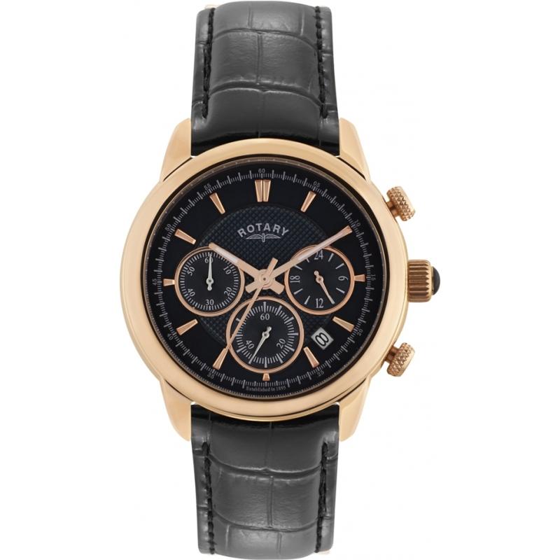 gs02879 04 rotary mens timepieces monaco black