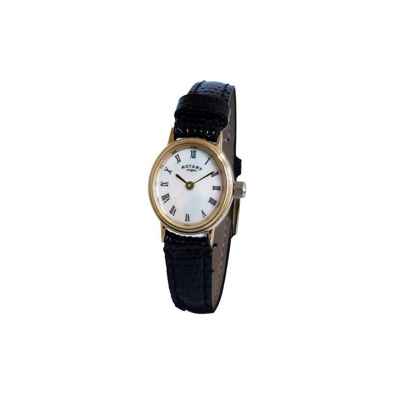 Rotary LS00471-07 Ladies Timepieces Black Watch