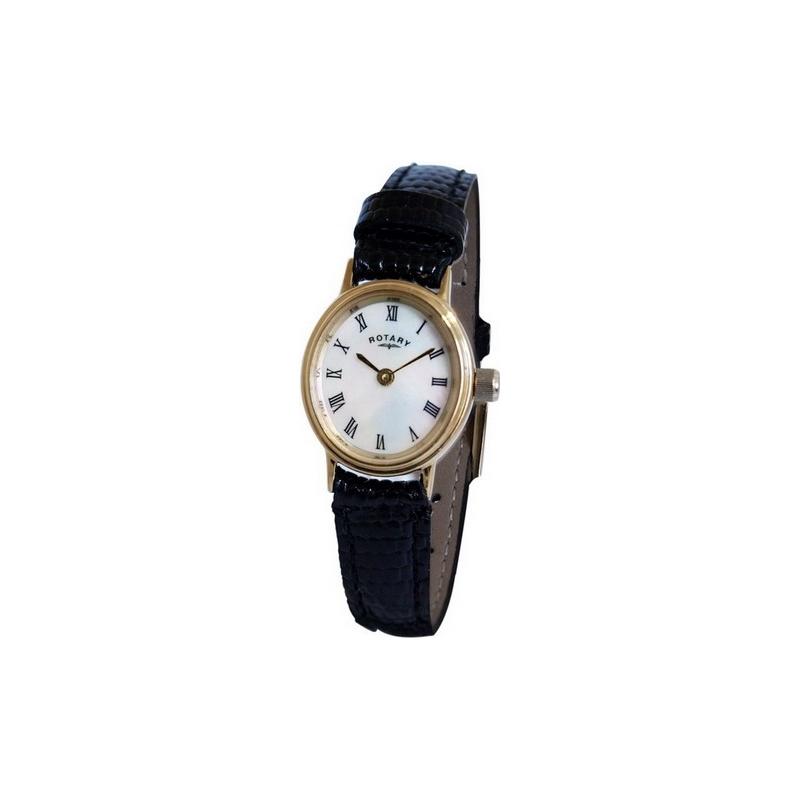 Rotary LS00471-07 Ladies Timepieces Black Watch