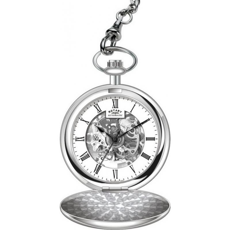 mp00726 01 michael kors mens runway steel chronograph watch rotary mp00726 01 mens mechanical skeleton steel pocket watch chain