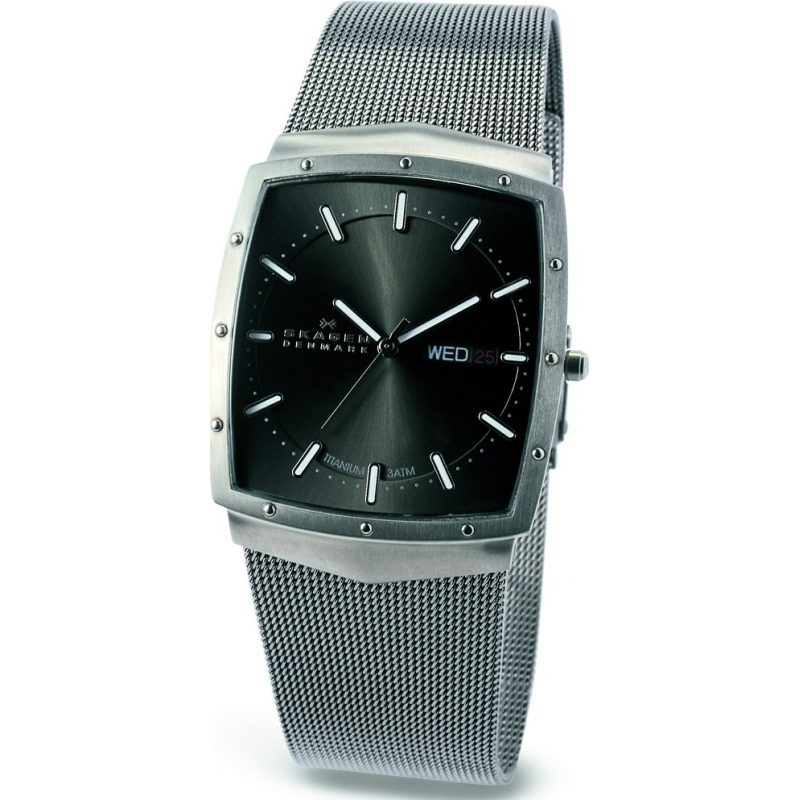 World famous brands. Where to buy Skagen watches in Raleigh