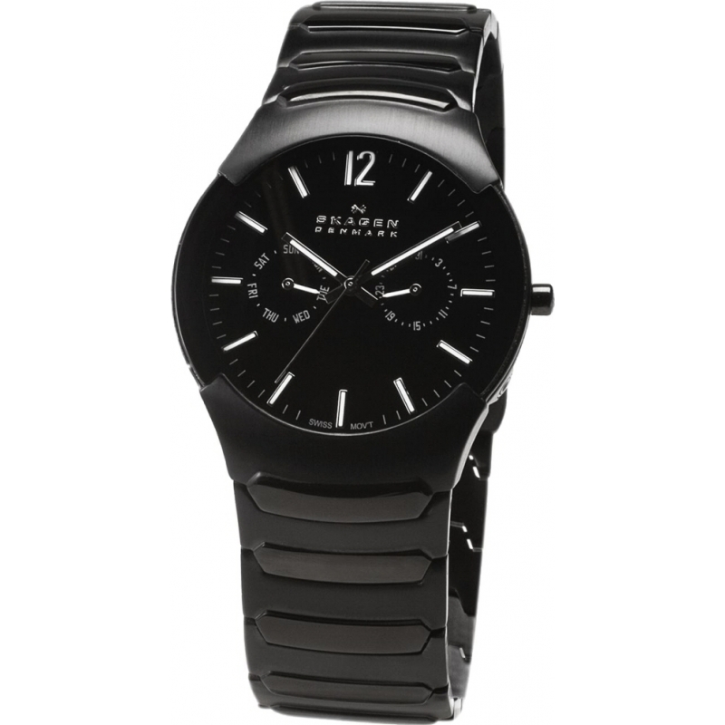 Kenneth Cole Watch Kc1621 Mens Black Silicon | Buy Kenneth Cole Watch