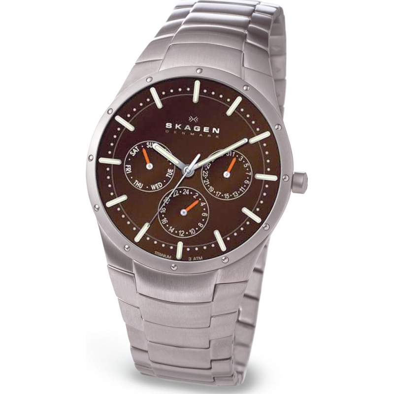 Invicta Men's Coalition Force Swiss Quartz GMT Titanium Watch