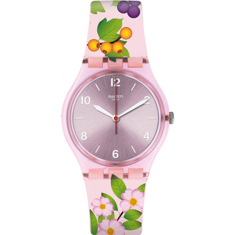 Swatch GP150 Ladies merry berry watch