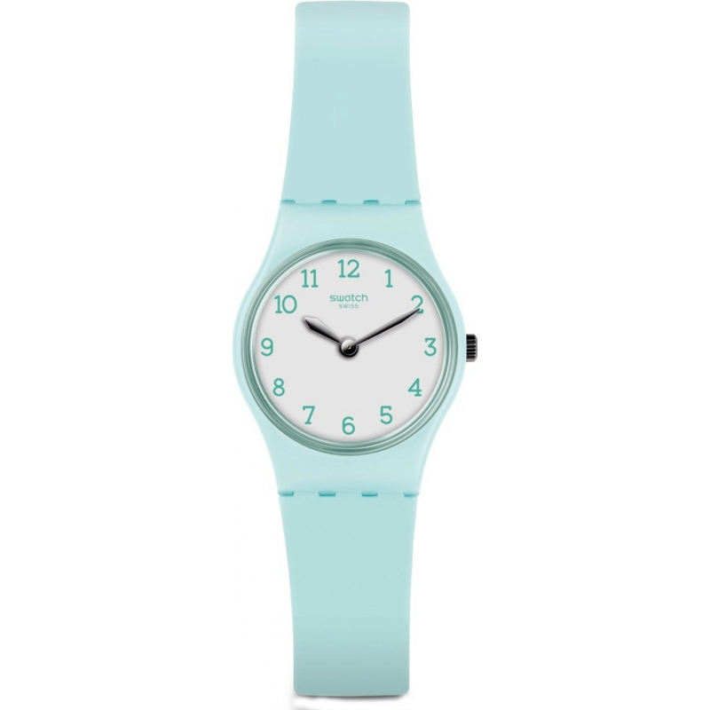 Swatch LG129 Ladies greenbelle watch