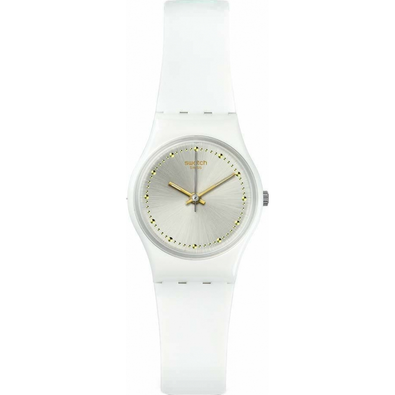 Swatch LW148 senhora Original - relógio rato branco