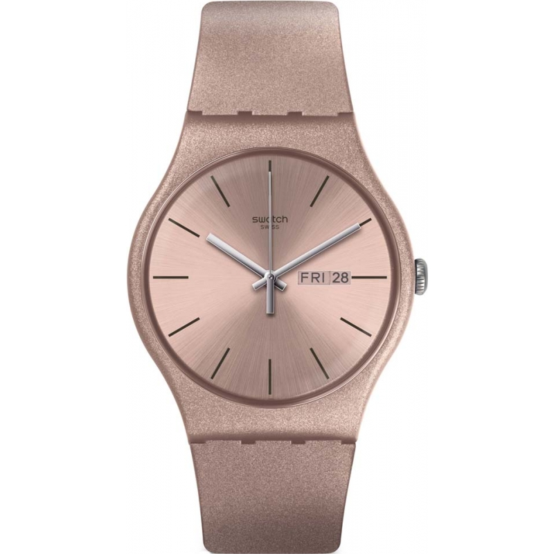 8a63d82f1d4 SUOP704 Ladies Swatch Watch - Watches2U