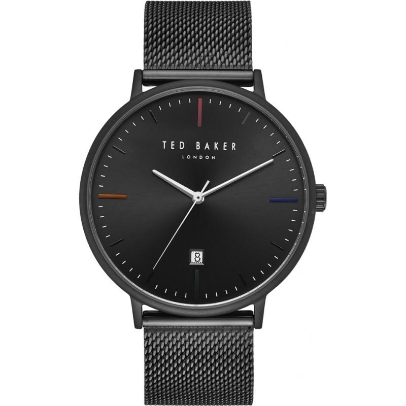 8f1e0df7e179 Black Metal TE50311002 Ted Baker Watch
