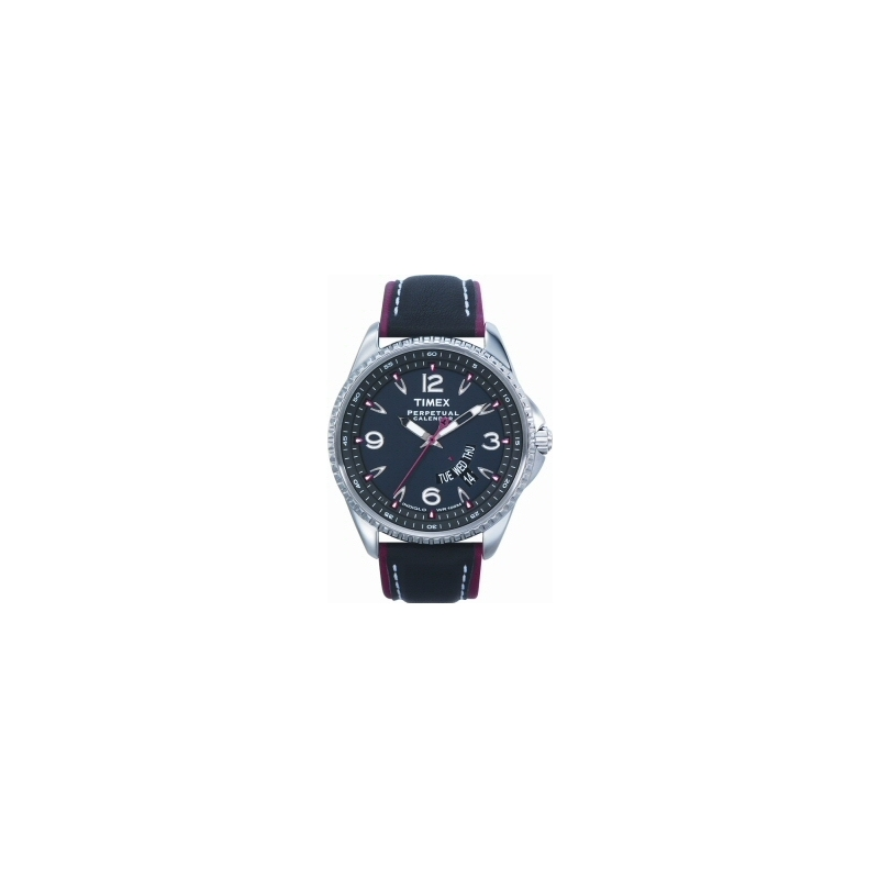 Timex T2G521 Mens Premium Collection Perpetual Calendar Watch