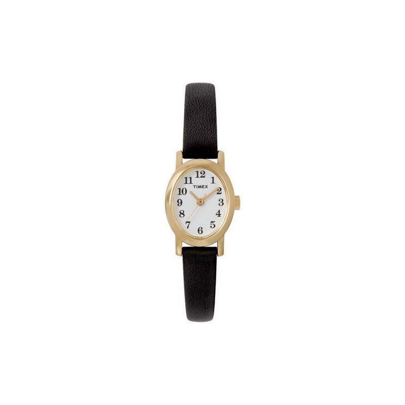 Timex T2M566PF Ladies White Black Cavatina Watch