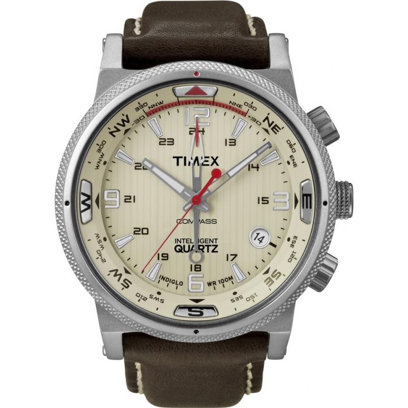 Mens Timex Intelligent Quartz T2N725