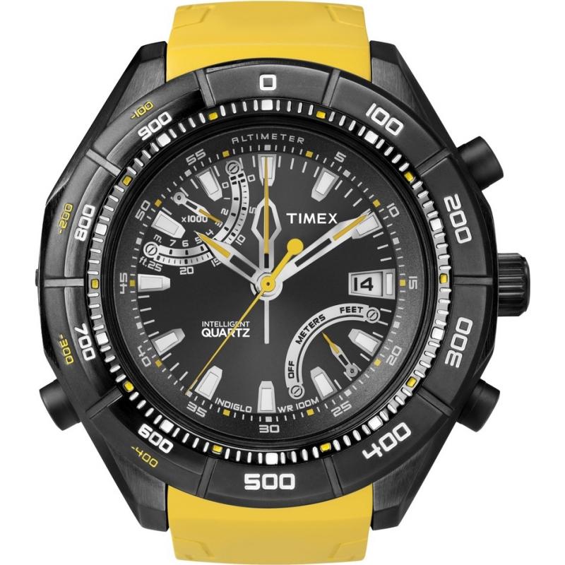 Mens Timex Intelligent Quartz T2N730
