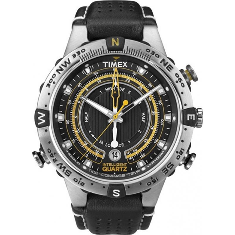 Mens Timex Intelligent Quartz T2N740
